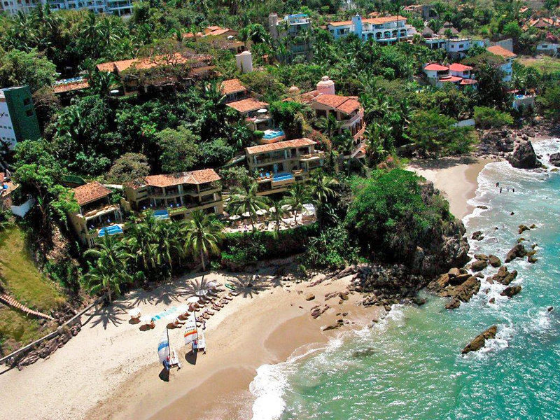 Villa Verano - PV Beach Club